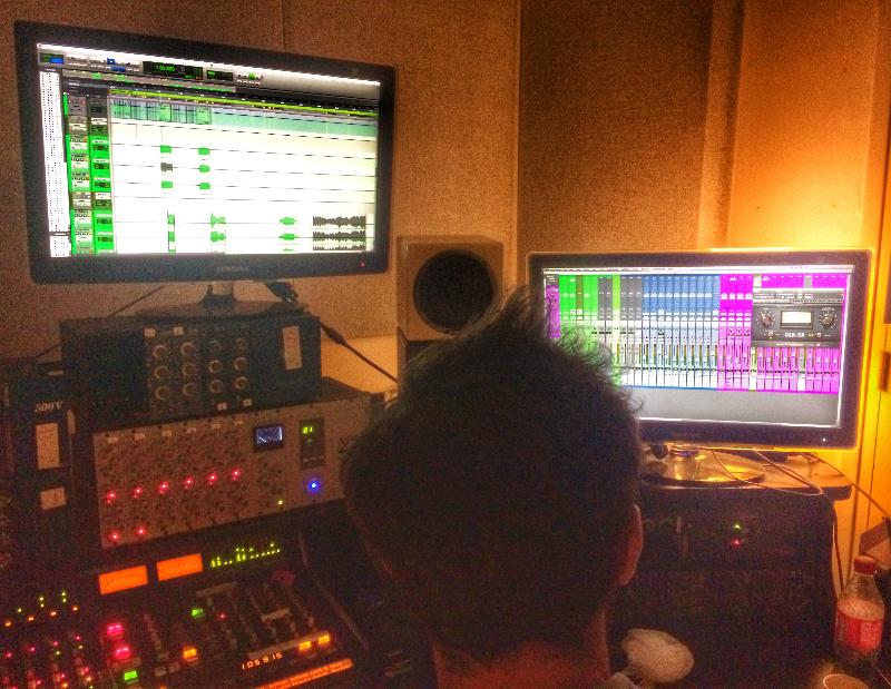 angel fall session de mix paris album#2